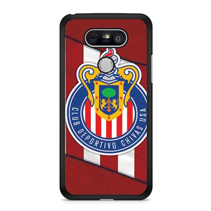 Chivas Fc Overlap Logo LG G6 Case Dewantary