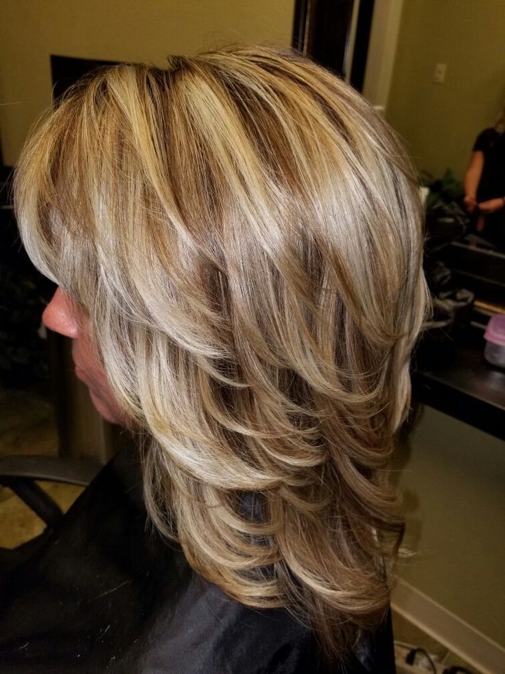 The 25 best heavy highlights ideas on pinterest heavy blonde if you want a natural new medium layered hair cuts from summer to fall why not try these medium layered hair cuts hair styles or colors pmusecretfo Image collections