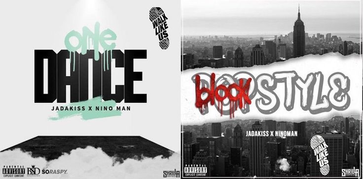 "Jadakiss and Nino Man return with 2 new freestyles as they hop on Drake's ""One Dance"" and ""Pop Style"". *****Updated with the official video for ""Block Style"".***** Listen to the music on page 2."