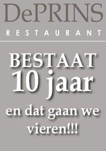 kerstmenu 2012 restaurant de prins rotterdam. Drie kerstdagen geopend !