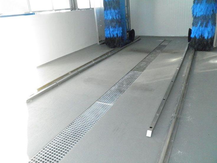 Waddinxveen, Hyundai dealer, vloerafwerking.