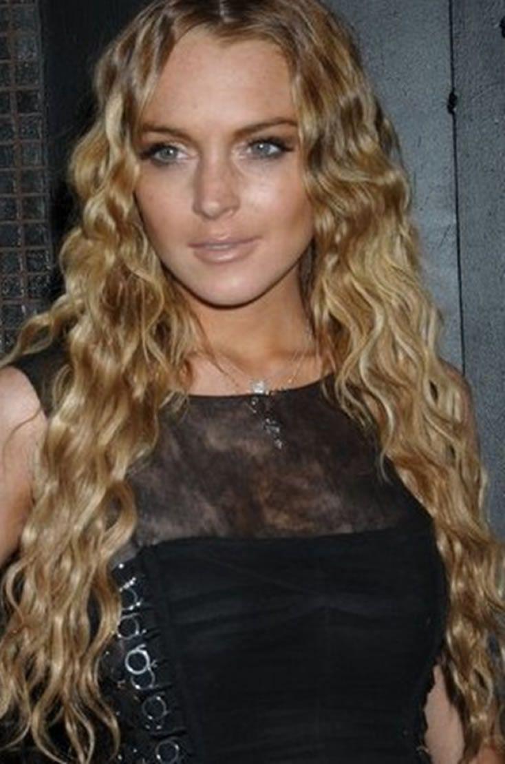 Celebrity Hairstyles Fair 8 Best Lindsay Lohan Celebrity Hairstyles Images On Pinterest