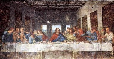 Christians today observe Maundy Thursday, which commemorates the Last Supper and Jesus washing the feet of his disciples.