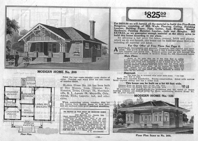 19 best images about sears houses on pinterest dutch for Bungalow floor plans historic