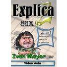 Vídeo Aula de Sax em DVD Vol.01 -Embocadura,Afinação e Harmônicos (Nível Intermediário)