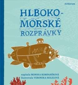 Hlbokomorské rozprávky (Monika Kompaníková) Kniha