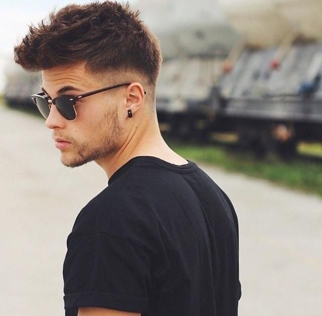 Coolest Men's Fade Haircuts for 2016 | Men's Hairstyles and ...