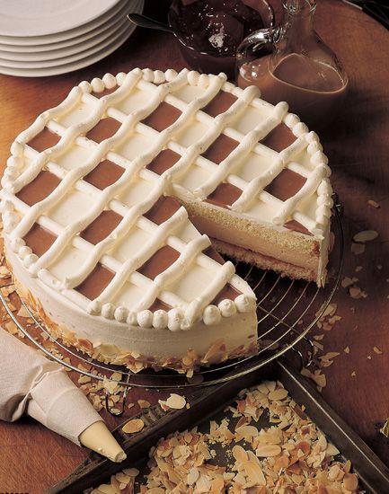 Čoko-liker torta