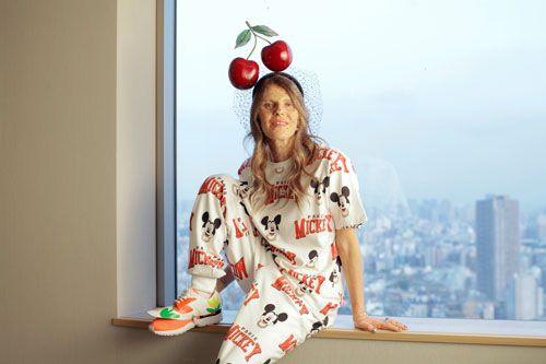 「ヴォーグ・ジャパン」ファッションディレクター、アンナ・デッロ・ルッソ 1962年、イタリア生まれ。89年からイタリア版ヴォーグを手がけ、2007年から現職