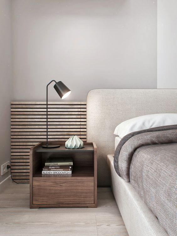 Awesome 20 Contemporary Nightstands For A Modern Master Bedroom!