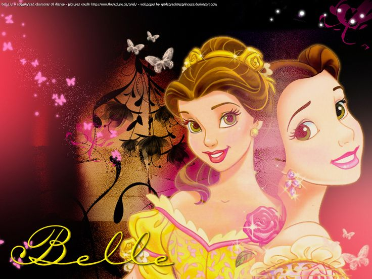 Belle: Favorite Princesses, Disneyprincess Photos, Beautiful, Disney Princesses Belle, Princess Belle, Princesses Disney, The Beast, Belle Disney Princesses, Clips Art