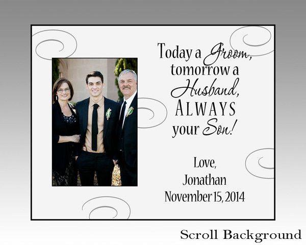 68 best Wedding Picture Frames images on Pinterest   Bridal ...