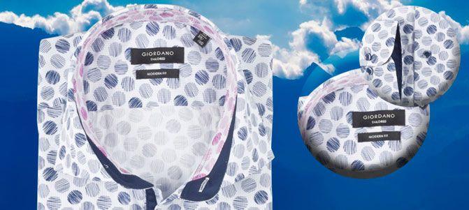 De nieuwe, frisse collectie van #Giordano Tailored overhemden, pasvorm Modern #Fit, staat nu online: https://www.shirtsupplier.nl/nl/nieuw-merk/giordano-tailored-/modern-fit #kleding #mode