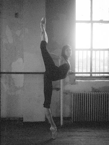Ballet Beautiful (online exercise classes and videos, no dance experience required!).