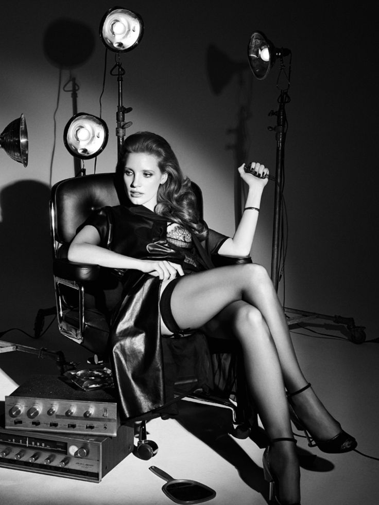 Photoshoot : Jessica Chastain by Craig Mcdean - Interview Magazine | SHUNRIZE
