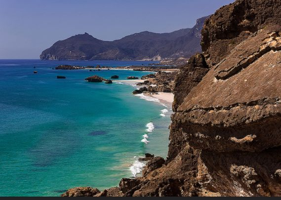 Southern city of Salalah boasts of pristine, clear beaches and stunning coastal landscapes waiting to be experienced! Come soon… Flickr: cookiesound