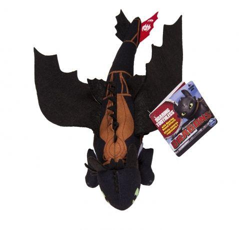 Jak vycvičit draka - Házecí Bezzubka se zvukem, 35 cm