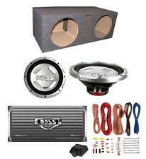 "[$152.99 save 67%] 2)NEW BOSS CX122 12"" 3000W Car Subwoofers  Sub Box  1600W Amplifier  Amp Kit #LavaHot http://www.lavahotdeals.com/us/cheap/2new-boss-cx122-12-3000w-car-subwoofers-box/177887?utm_source=pinterest&utm_medium=rss&utm_campaign=at_lavahotdealsus"