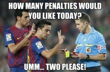On the other hand, I love Barcelona FC