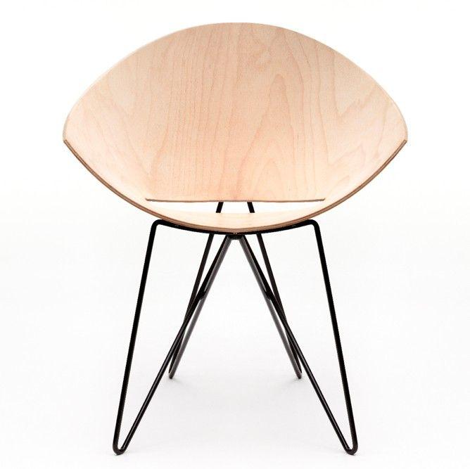 RM 56 Wood Chair