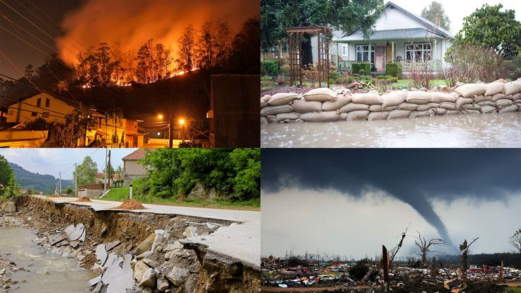 How you financially safeguard yourself from natural disasters can mean the difference between temporary displacement and outright bankruptcy.