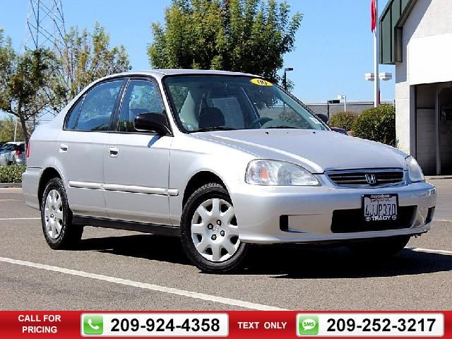 2000 Honda Civic Value Package 4D Sedan 181k miles Call for Price 181452 miles 209-924-4358 Transmission: Automatic  #Honda #Civic #used #cars #TracyToyota #Tracy #CA #tapcars