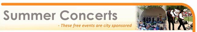 Summer Concerts and Movies in the Park in OC 2013
