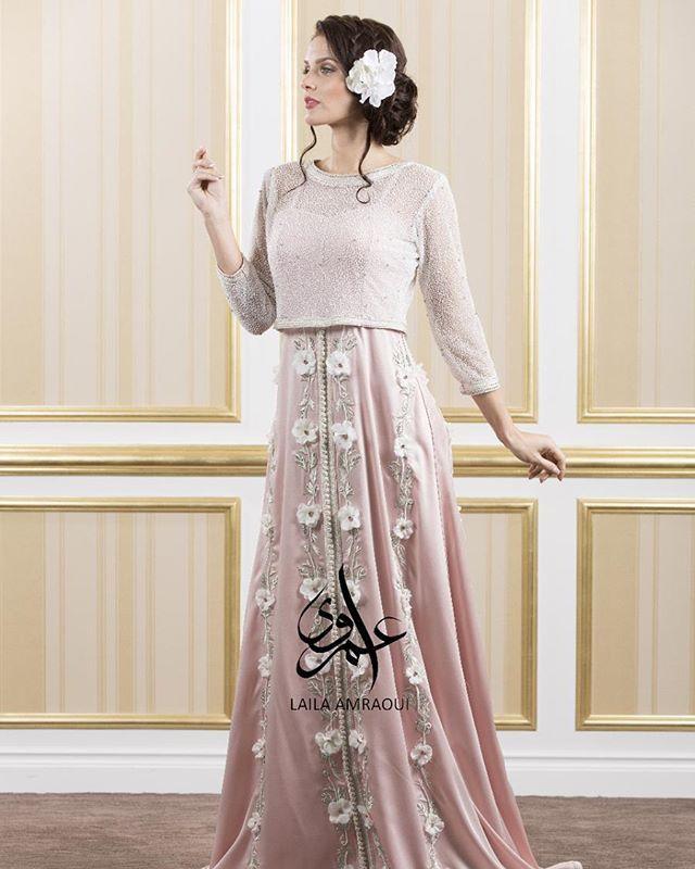 Welcome back!  I hope everyone had a good summer inshaAllah!  #caftan#moroccan#dubai#qatar#kuwait#oman#saudi#bridalstyle#wedding#mydubai#myabudhabi#mymorocco#pink#gown#dress#maghreb#maroc#morocco#fashion#instafashion#runway#luxury#luxurious#chic#bruiloft#marokkaans#henna#bride #القفطان_المغربي