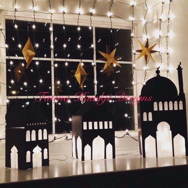 OMG I LOVE IT ramadan and Eid decorations