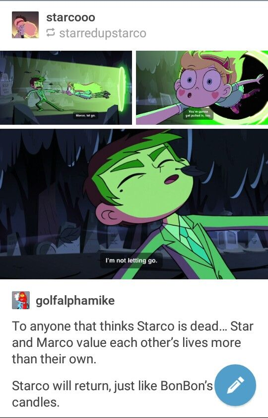 I hella needed this. » And also the first thing Marco thought about was not th at Jacky had kissed him or how the date was going, but his immediate next thought was, Is star okay ?