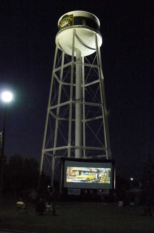 Movies Under the Stars in Smiths Falls