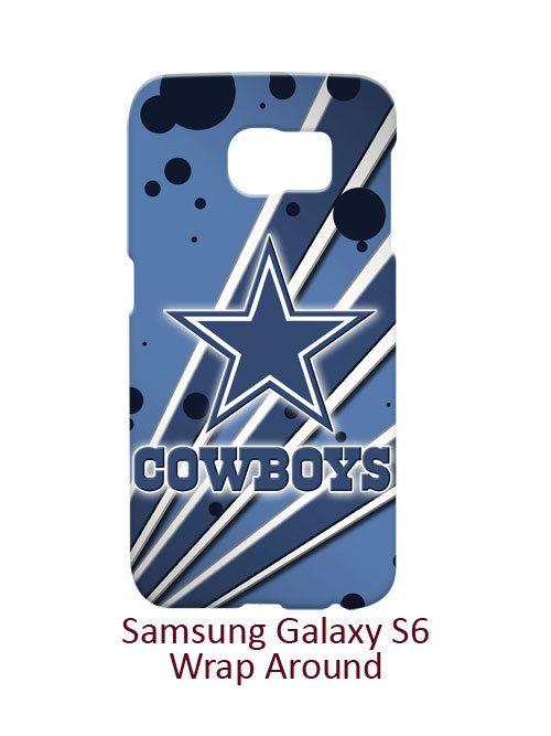 Dallas Cowboys Node and Strip Samsung Galaxy S6 Case Cover