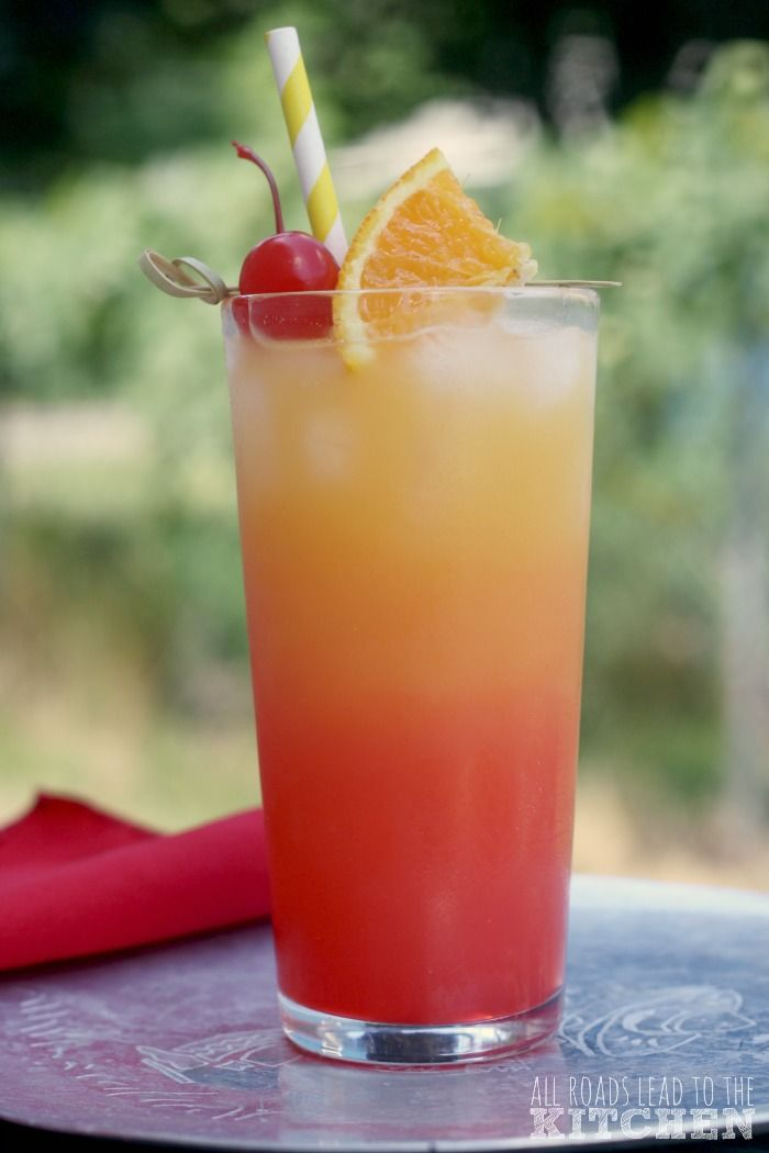 Best 25 tequila sunrise ideas on pinterest tequila for Best tequila for tequila sunrise