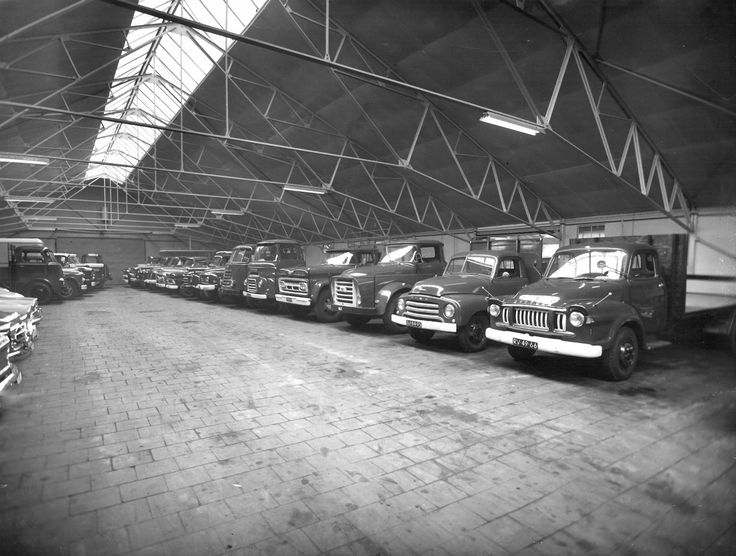 Golden oldies - Our stock in the 60ies