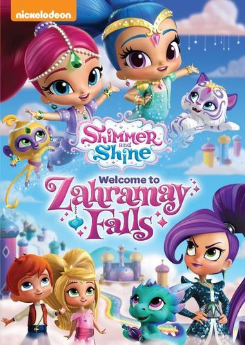 Shimmer and Shine: Welcome to Zahramay Falls [DVD]