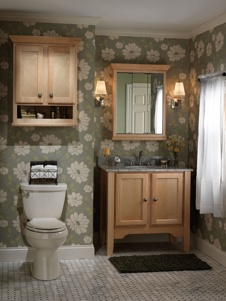 One Of Many Design Ideas For Your Bathroom From Merillat Cabinets Available At Zeeland Lumber