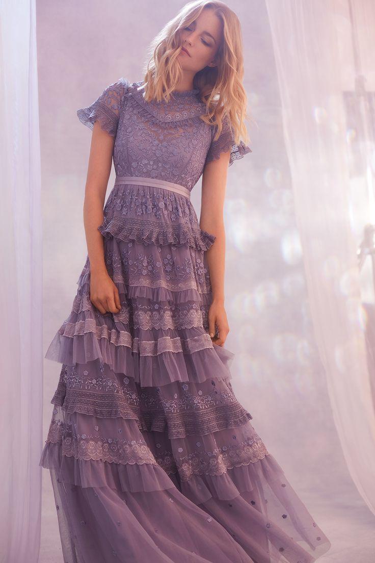 Mejores 439 imágenes de Vestidos fiesta/boda en Pinterest | Alta ...