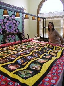 35 best Wizard of Oz quilt ideas images on Pinterest | Witches ... : wizard of oz quilt kit - Adamdwight.com