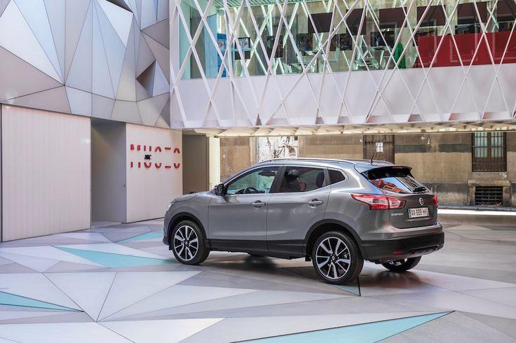 Nissan Qashqai – Gamme élargie pour le crossover best-seller - via Nissan Aix-en-Provence www.nissan-couriant.fr