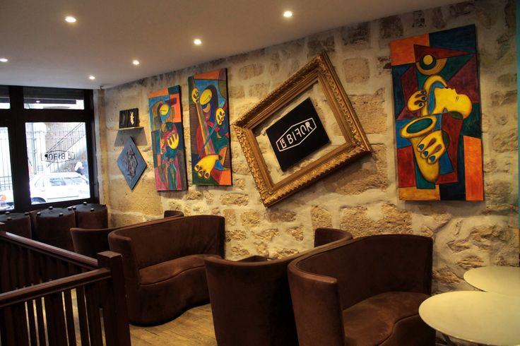 Le Bifor; un bar au plein cœur de Paris, une ambiance colorée et joyeuse pour passer une bonne soirée ! Venez le découvrir sur http://lelookmag.com/le-bifor-bar-paris/ #Bar #Bifor #Electro #HipHop #Latino #Rock