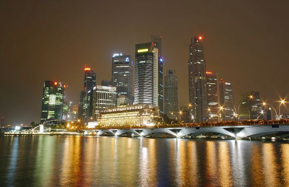 Singapore  -  from a nice timelapse video of this amazing city...>>