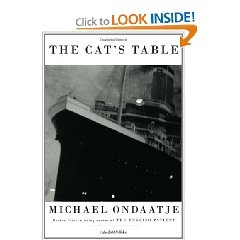 I love Michael Ondaatje and really enjoying the relative lightness of this one compared to his other stuff. apparently somewhat autobiographical.