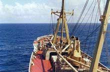 Om min tid till sjöss som telegrafist
