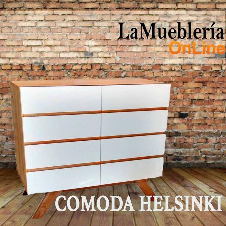 Mejores 18 im genes de comodas linea nordica escandinava for Las mejores mueblerias
