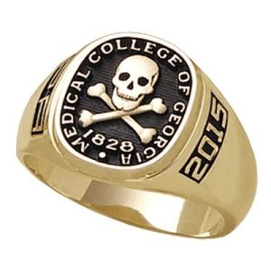 Augusta University Augusta, GA - Class Rings - Rings Products - Jostens
