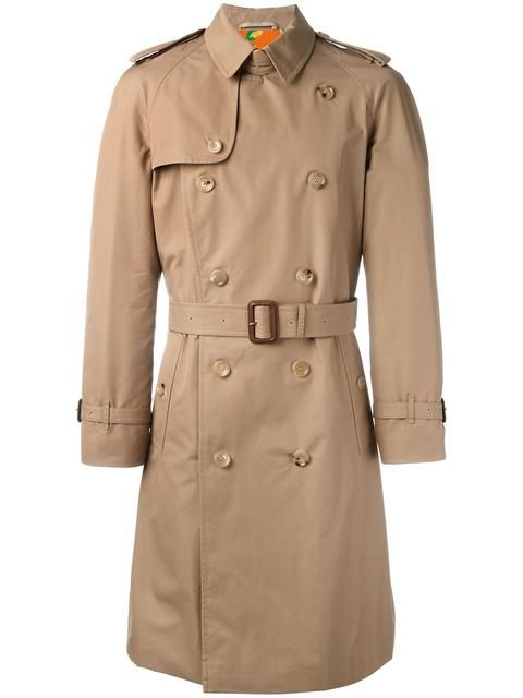 GUCCI Embroidered Tiger Trench Coat. #gucci #cloth #coat
