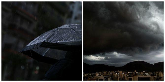 [Star] ΕΚΤΑΚΤΟ ΔΕΛΤΙΟ εξέδωσε η ΕΜΥ Επικίνδυνα καιρικά φαινόμενα με ισχυρές καταιγίδες και χαλάζι - multi-news.gr