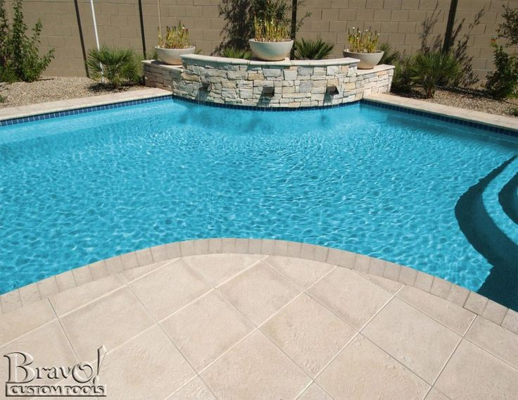 Residential Pools | Pool Builders Dallas TX | Bravo Custom Pools