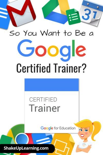 So You Want to Be a Google Certified Trainer?