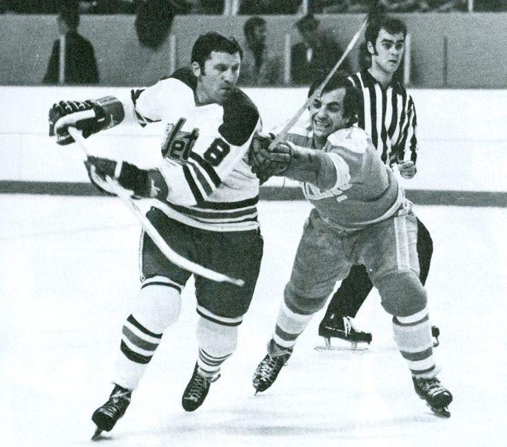 Blazers Hull: World Hockey Association